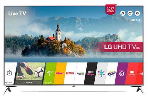 تلویزیون ال جی 49 اینچ 49UJ651V