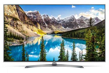 تلویزیون ال جی 49 اینچ 49uj752v