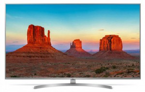 لیست قیمت تلویزیون ال جی 49 اینچ