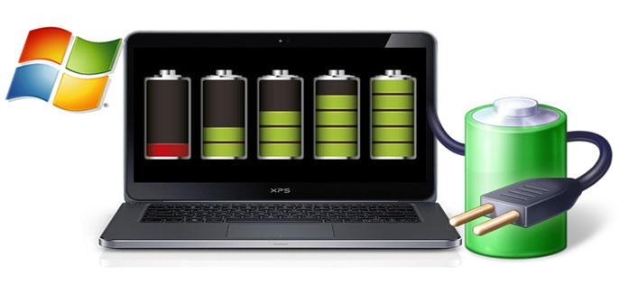 تست باتری لپ تاپ استوک