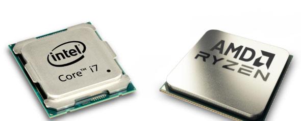 پردازنده اینتل یا AMD