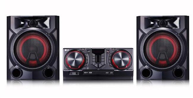 سیستم صوتی ال جی CJ65