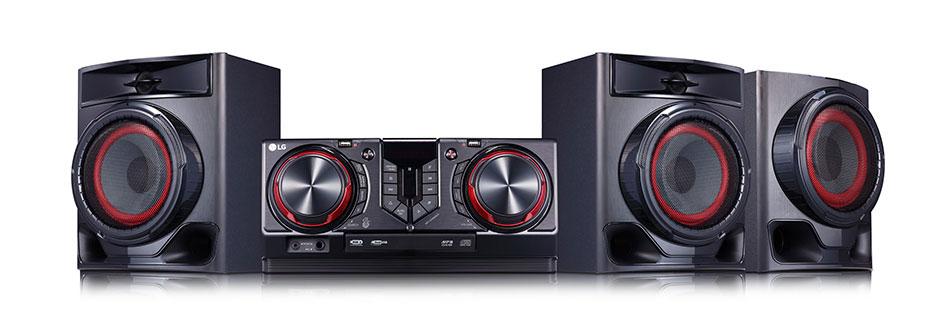 قیمت سیستم صوتی ال جی CJ45