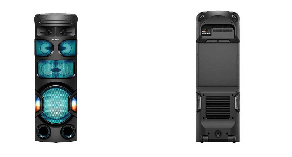 سیستم صوتی سونی MHC-V82D