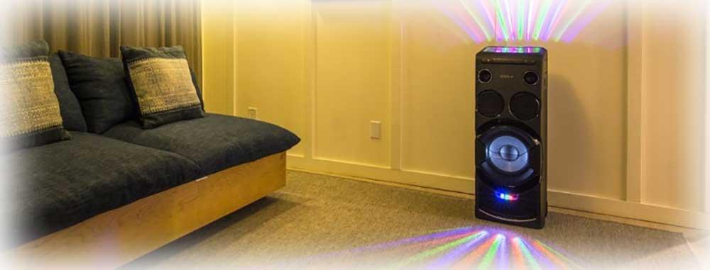 سیستم صوتی سونی v77dw