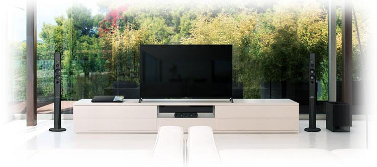 سینمای خانگی سونی BDV-N9200 با توان صوتی 1200 وات