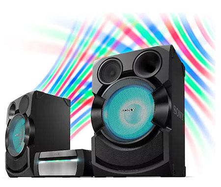 سیستم صوتی سونی x70d