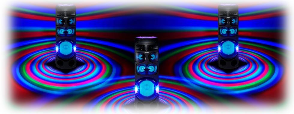 سیستم صوتی شیک سونی  MHC-V81D