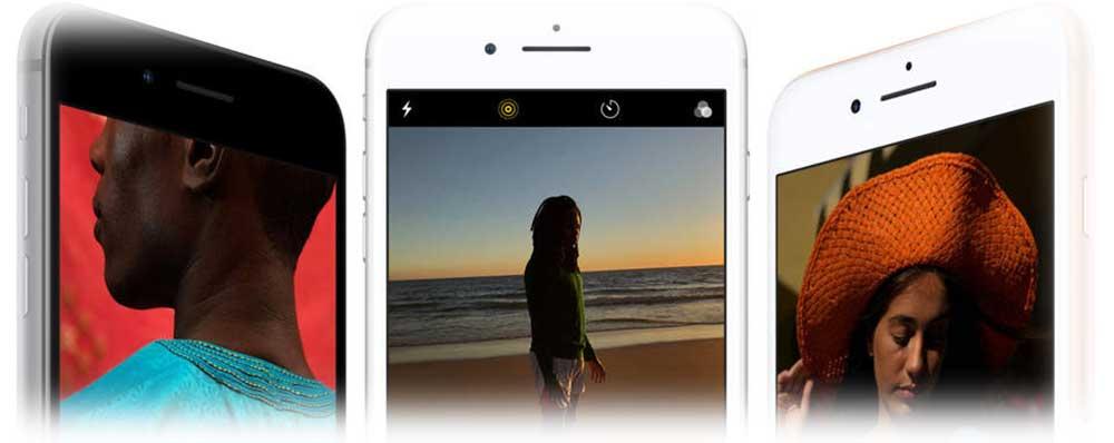 طراحی گوشی اپل ایفون 8