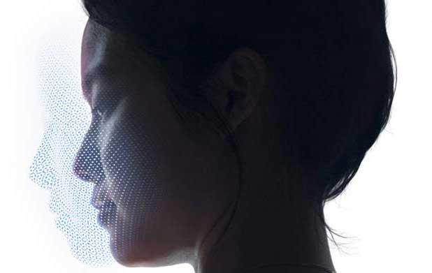 تکنولوژی تشخیص چهره در گوشی آیفون ایکس