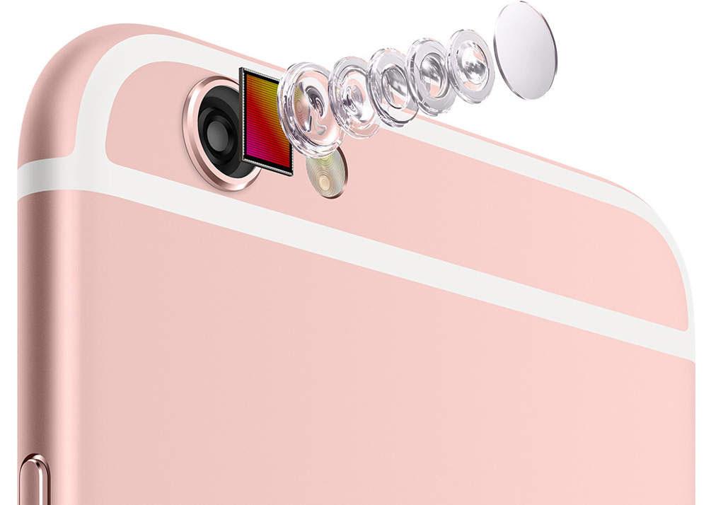 دوربین گوشی موبایل آیفون 6 اس پلاس