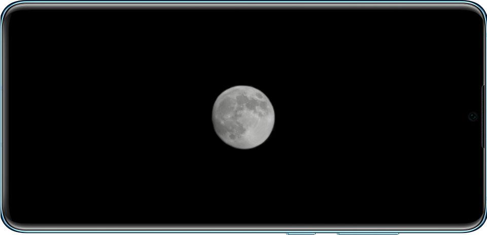 نمایشگر گوشی موبایل هواوی p30