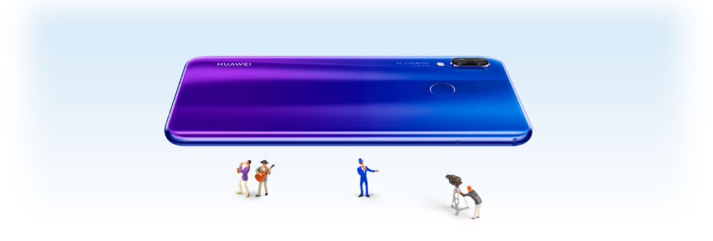 گوشی موبایل هواوی نوا 3 nova-3