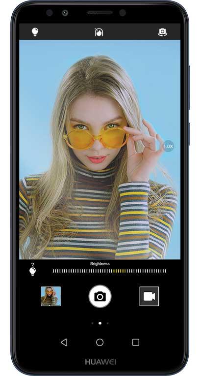 دوربین گوشی موبایل هواوی y7 prime 2018