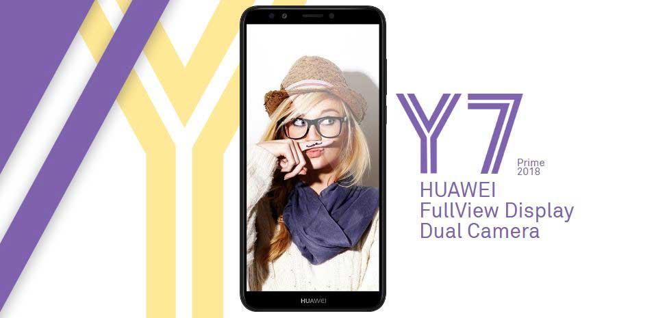گوشی موبایل هواوی y7 prime 2018