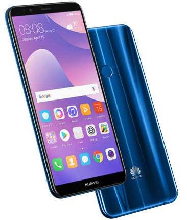نمایشگر گوشی موبایل هواوی y7 prime 2018
