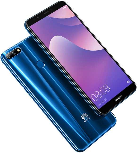 سخت افزار گوشی موبایل هواوی وای 7 پرو 2018