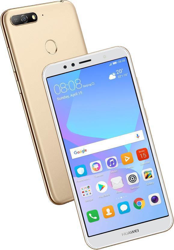 نمایشگر گوشی موبایل هواوی y6-prime-2018