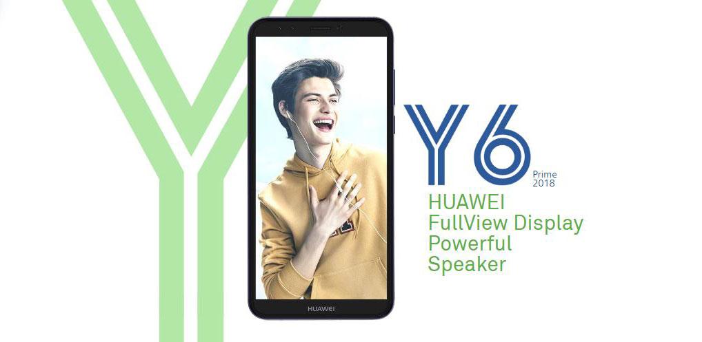 گوشی موبایل هواوی وای 6y6-prime-2018