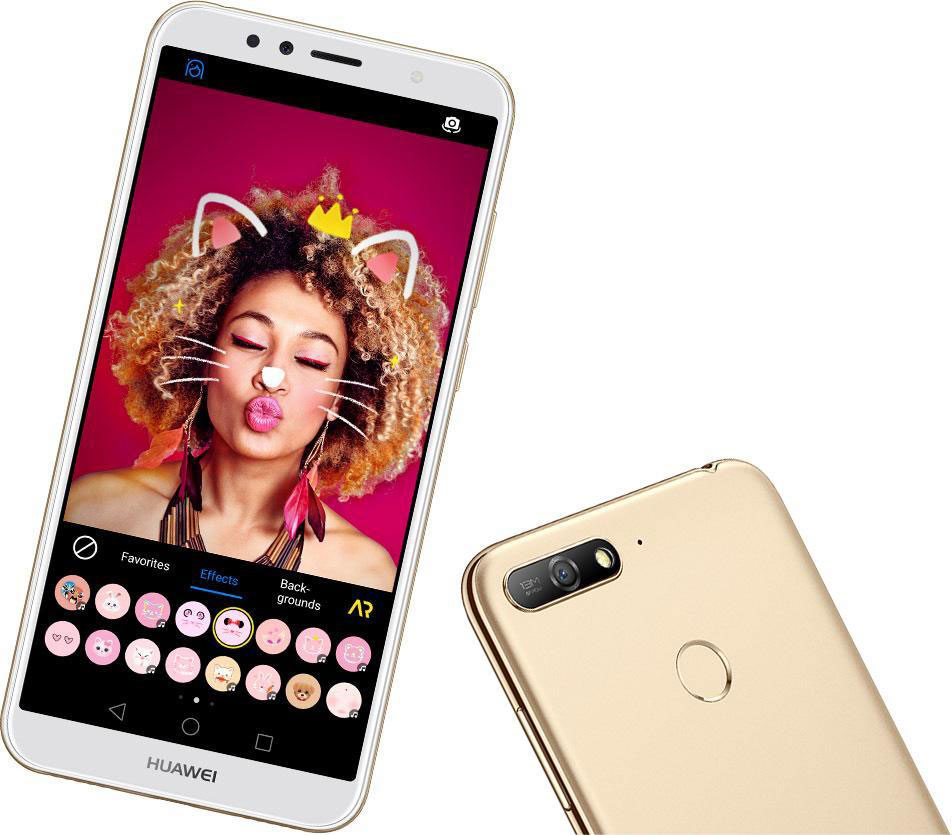 دوربین گوشی موبایل هواوی وای 6