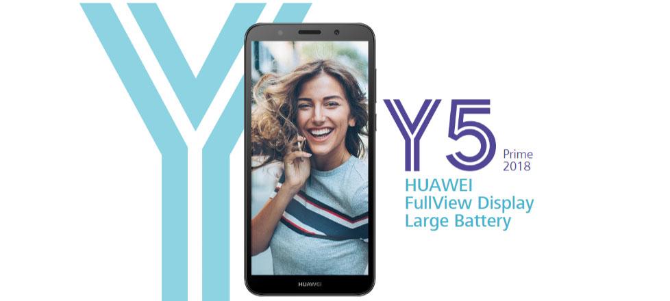 گوشی موبایل هواوی وای 5 پرایم 2018