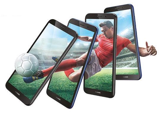 سیتم عامل و سخت افزار گوشی موبایل هواوی وای 5 پرایم
