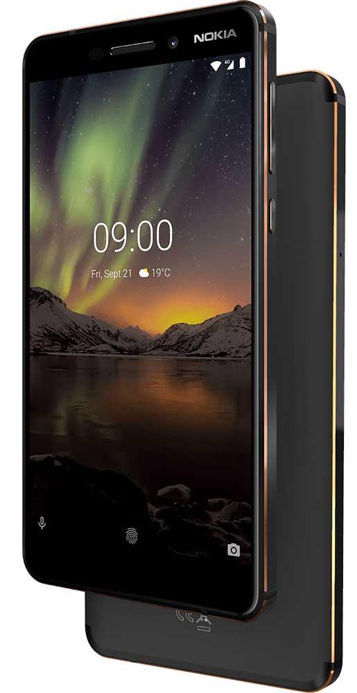 nokia 6 گوشی موبایل نوکیا