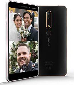 گوشی موبایل نوکیا nokia 6.1