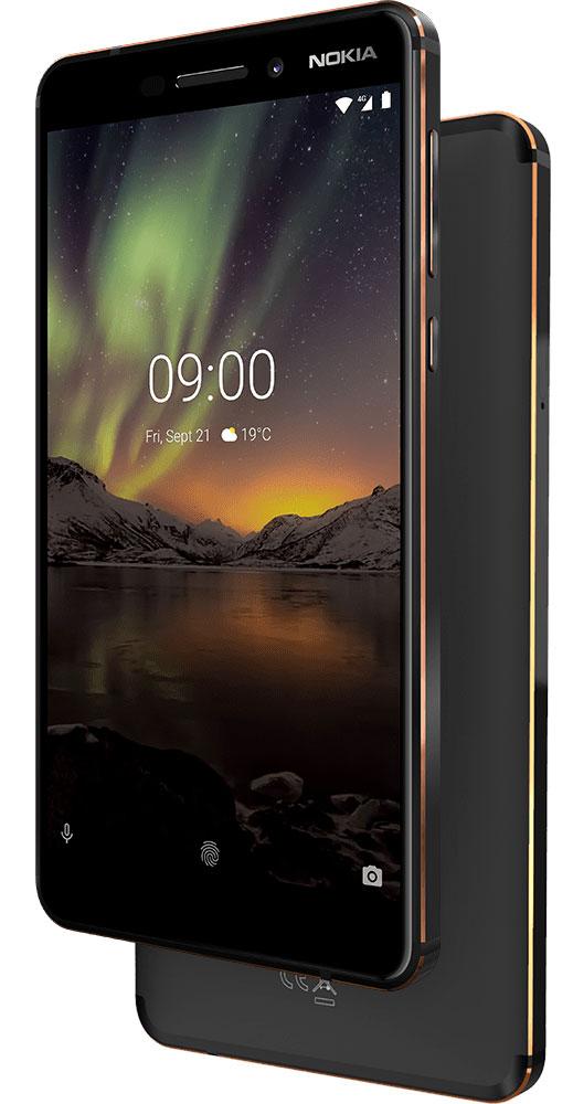گوشی موبایل نوکیا 6.1