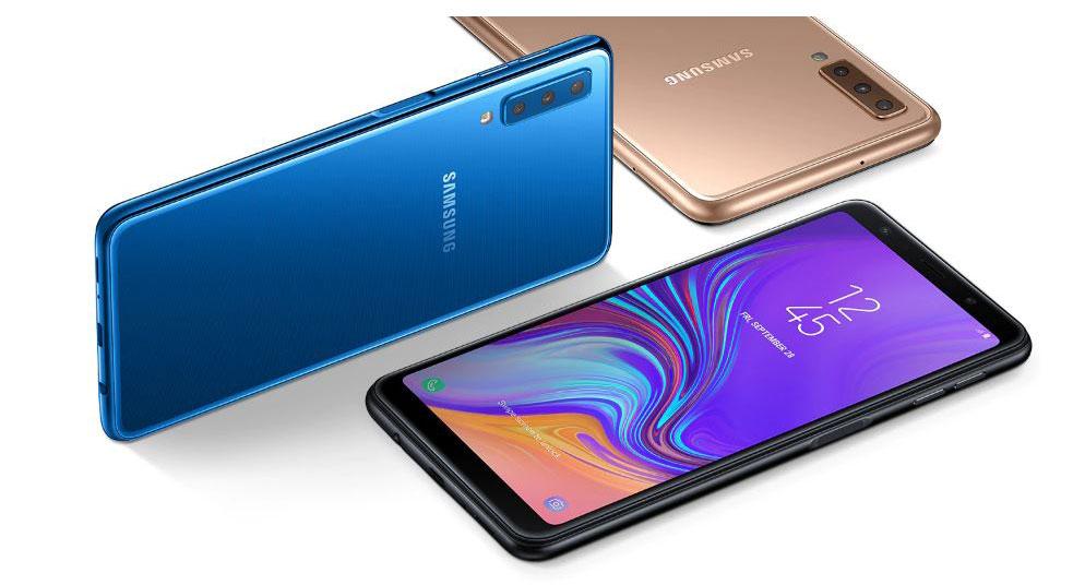 گوشی موبایل سامسونگ galaxy-a7