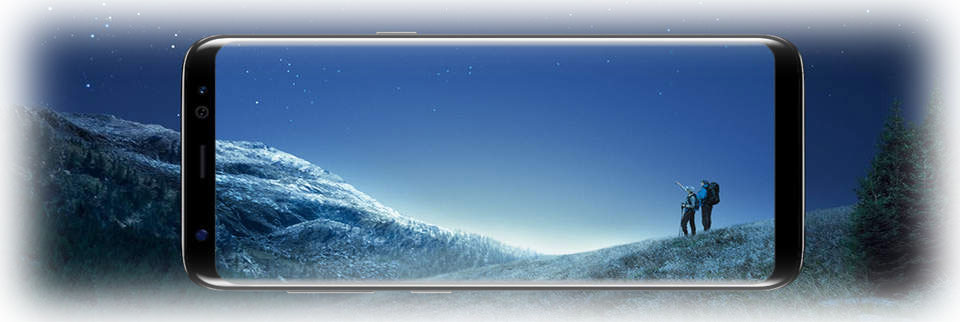 گوشی موبایل سامسونگ گلکسی اس 8 galaxy s8
