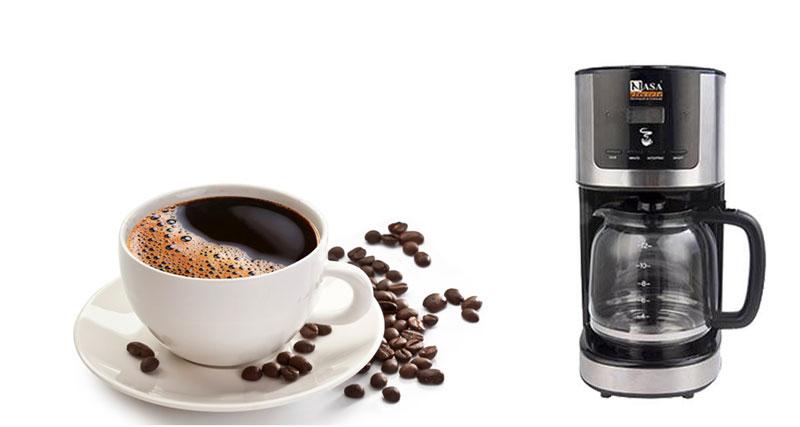 قهوه ساز ناسا الکتریک ns-517