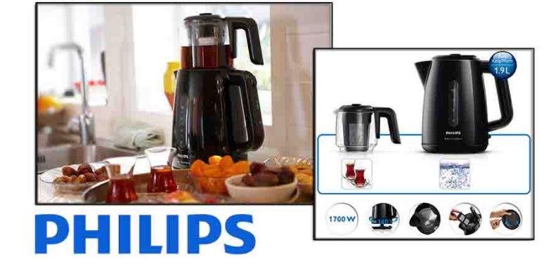 چای ساز فیلیپس hd7301