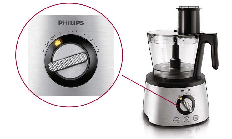 کاربردهای غذاساز فلیپس hr7778