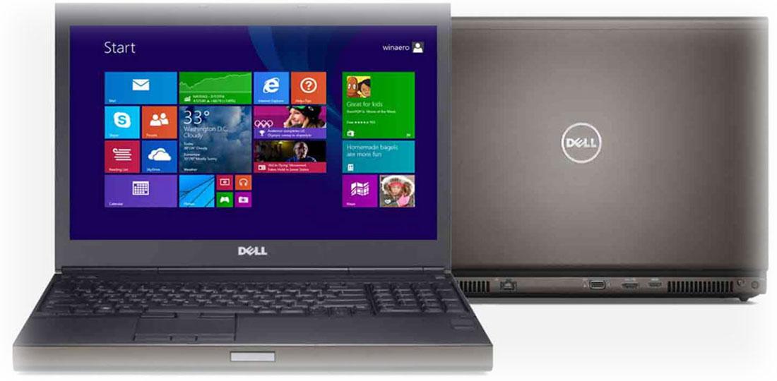 معرفی لپ تاپ دل m4800