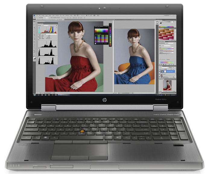 مشخصات لپ تاپ اچ پی 8570w