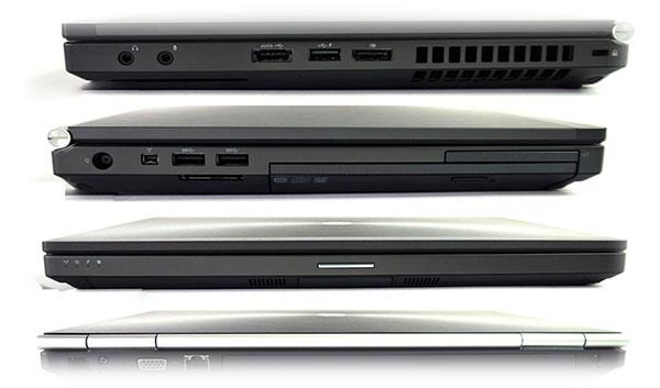 اتصالات لپ تاپ اچ پی 8470w