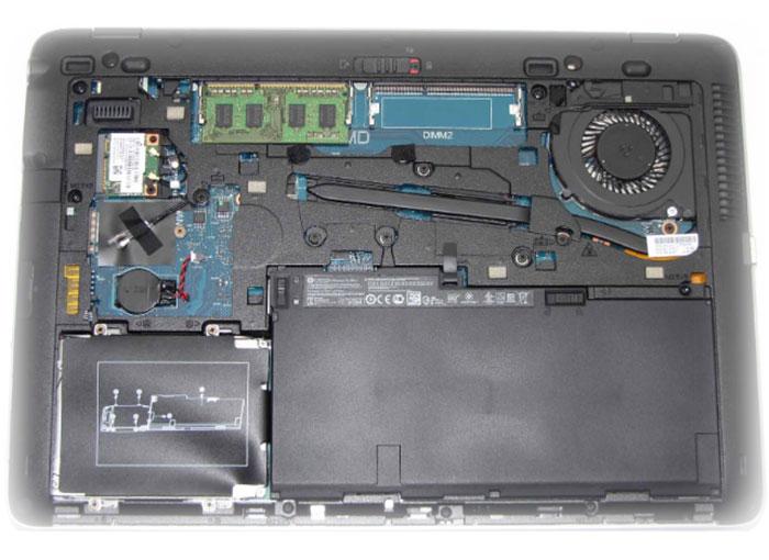 مشخصات فنی لپ تاپ اچ پی 745g2
