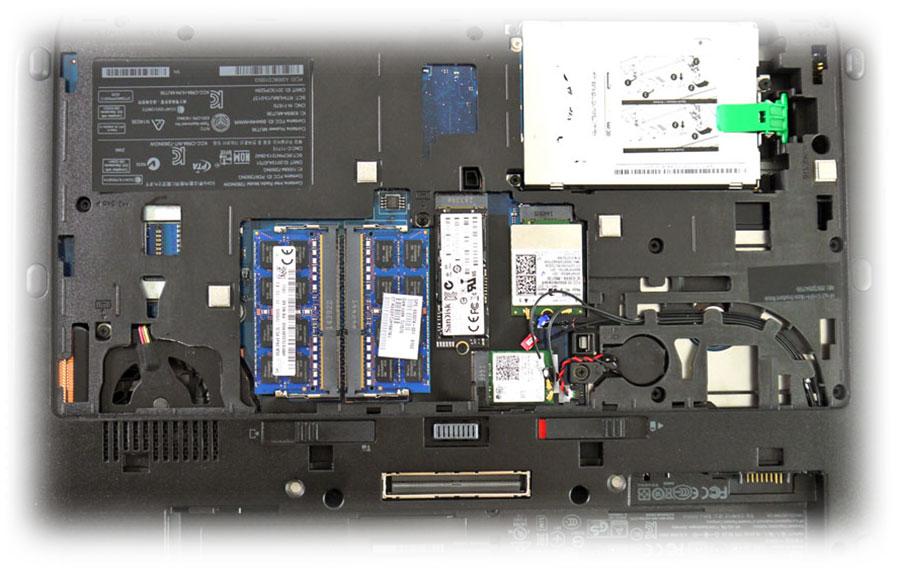 سخت افزار لپ تاپ اچ پی zbook15
