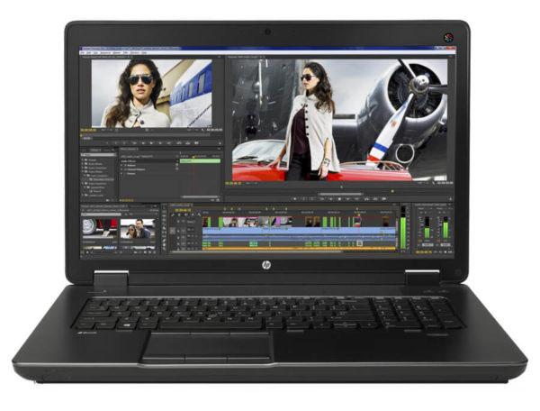 hp zbook 17 g2 لپ تاپ اچ پی