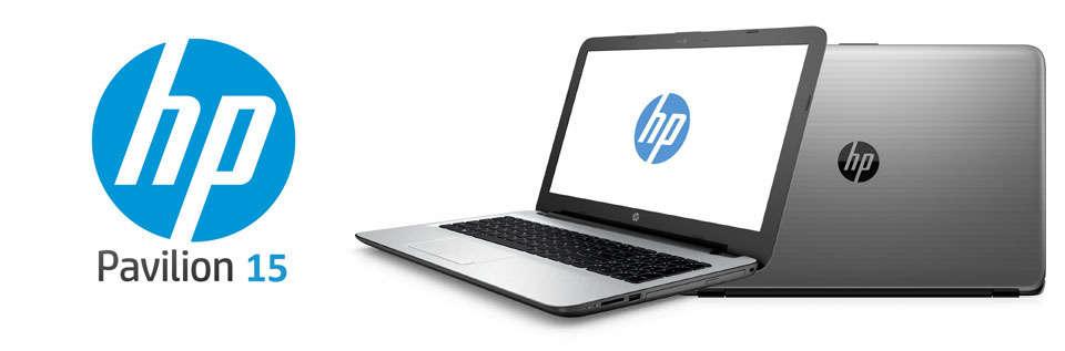 لپ تاپ اچ پی پاویلیون hp-15-au