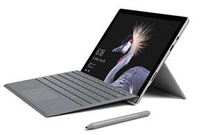 تبلت هیبریدی مایکروسافت surface pro 5