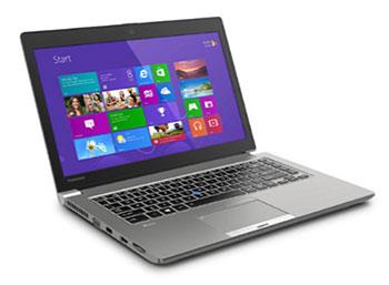 نمایشگر لپ تاپ استوک توشیبا tecra z40