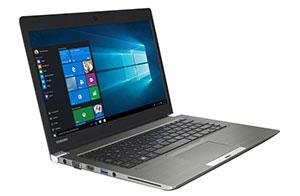 صفحه نمایش لپ تاپ استوک توشیبا z30